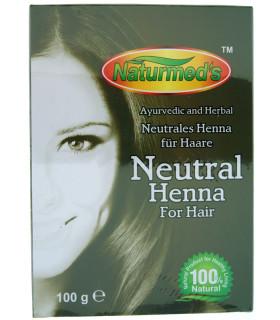 Naturemed`s Henna for Hair