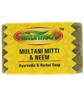 Naturemed`s Multani Mitti & Neem Soap