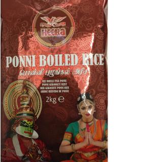 Heera Ponni Boiled Rice 2Kg
