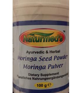 Naturmed`s Moringa Seed Powder