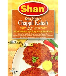 Shan Chapli Kabab