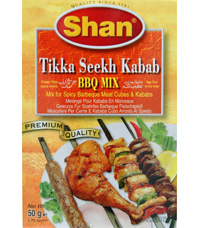 Shan Tikka Seekh Kabab BBQ Mix