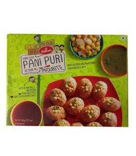Haldiram's Pani Puri (Golgappa) - 360g