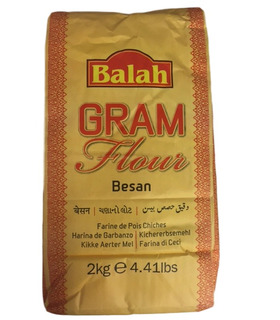 Balah Gram Flour (Besan) - 2kg