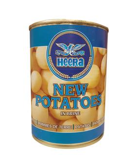 Heera New Potates in Brine Tin - 540g