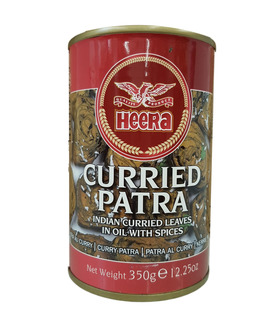 Heera Curried Patra Tin - 350g