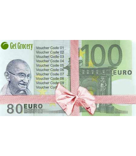 100€ Vouchers for 80€