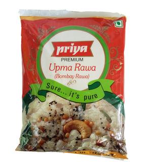 Priya Upma Rava (Bombay Rava) - 1kg