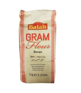 Balah Gram Flour (Besan) - 1kg