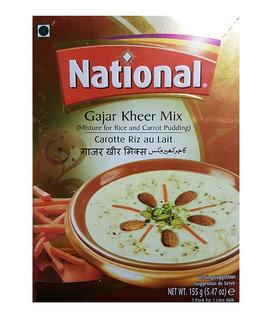 National Gajar Kheer Mix - 155g
