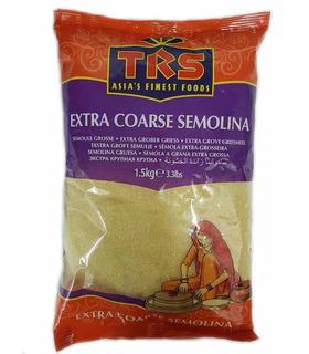 TRS Extra Coarse Semolina - 1.5kg