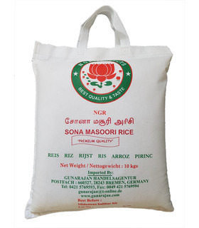 Annam Sona Masoori Rice - 10kg