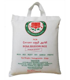 NGR Sona Masoori Rice - 5kg