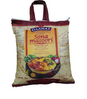 Daawat Sona Masoori Rice - 5kg