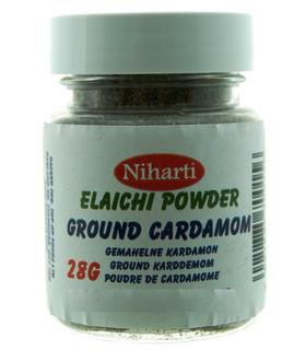 Niharti Cardamom Powder - 28g